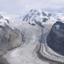 Ledovec Gornergletscher II.
