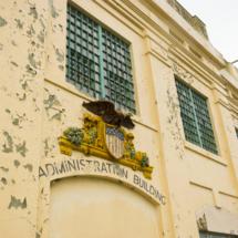 Administrativní budova Alcatrazu