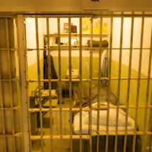 Cela věznice Alcatraz
