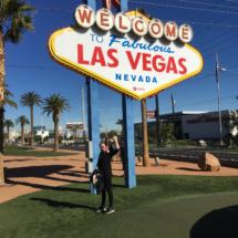Zdravíme z Las Vegas