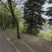 Cesta z parku