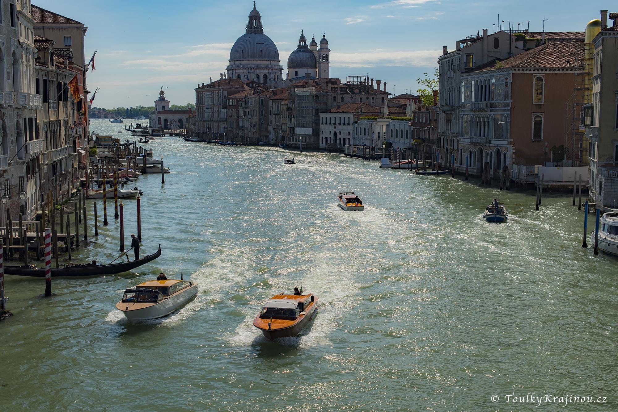 Benátky - Salute