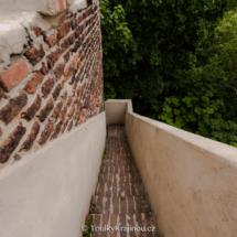 Schody na věž