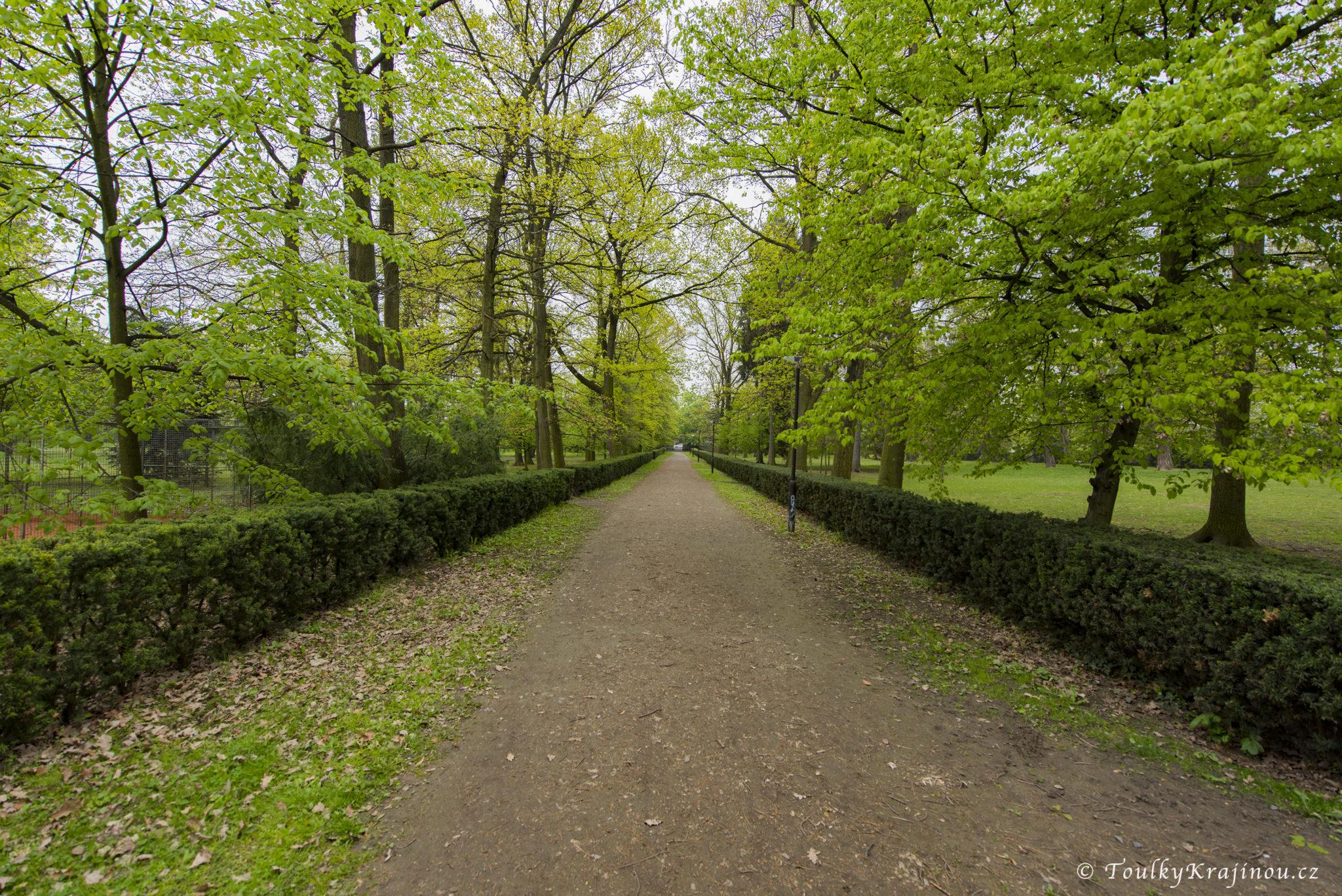 Kunratický park