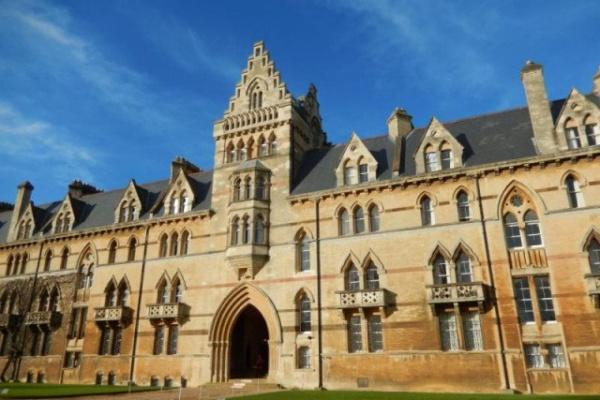 Oxford – univerzitní město v Anglii