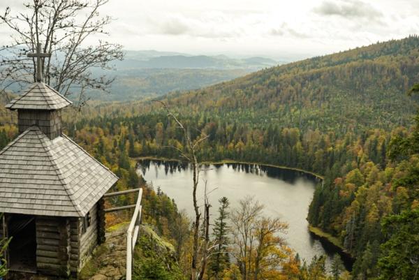 Roklanské jezero – Trasa 20,9 km